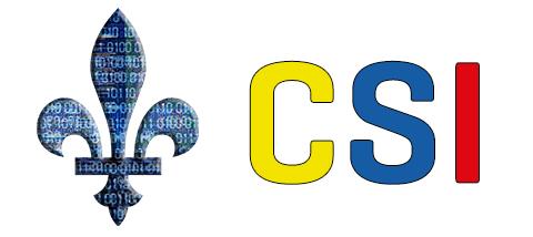 Club de Sécurité Informatique de l'Université Laval Logo